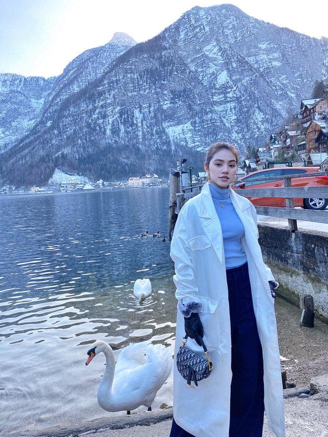 'Chất chơi' như rich kid Jolie Nguyễn: Du lịch một lượt năm nước châu Âu, lên hình lung linh tựa ảnh bìa tạp chí - Ảnh 6