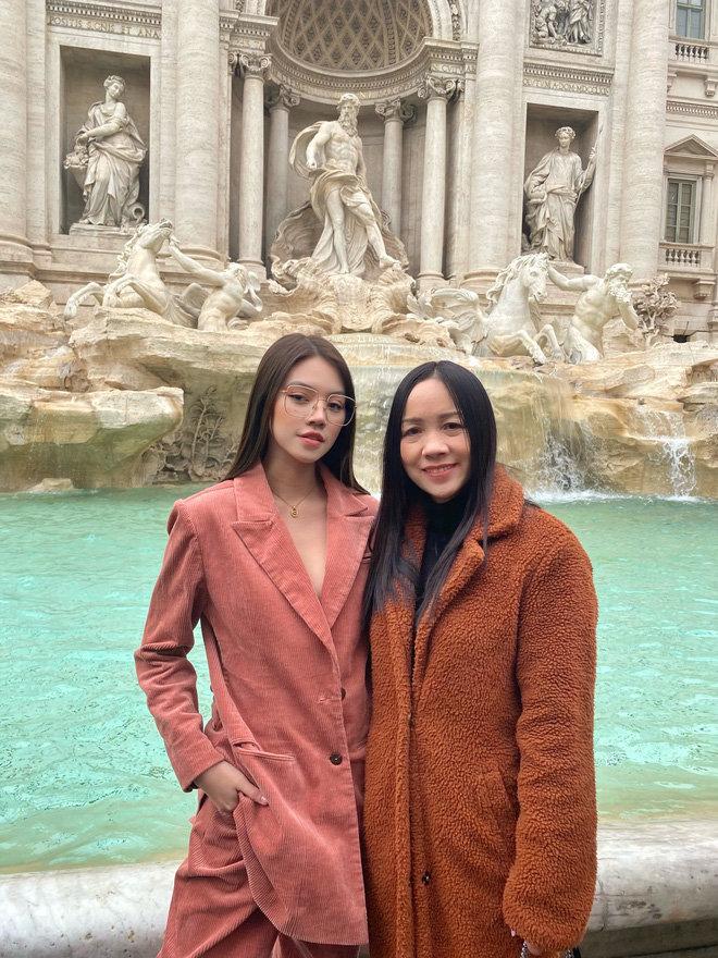 'Chất chơi' như rich kid Jolie Nguyễn: Du lịch một lượt năm nước châu Âu, lên hình lung linh tựa ảnh bìa tạp chí - Ảnh 14