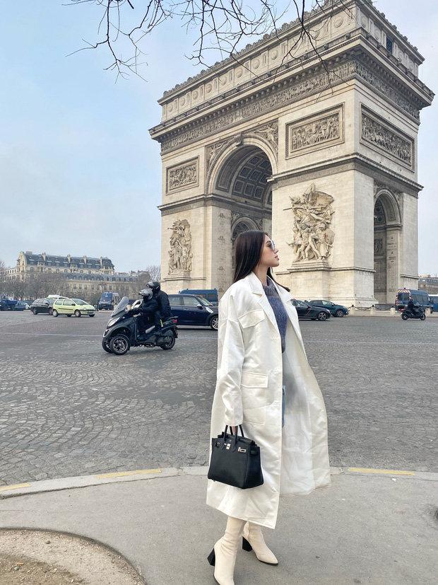 'Chất chơi' như rich kid Jolie Nguyễn: Du lịch một lượt năm nước châu Âu, lên hình lung linh tựa ảnh bìa tạp chí - Ảnh 3