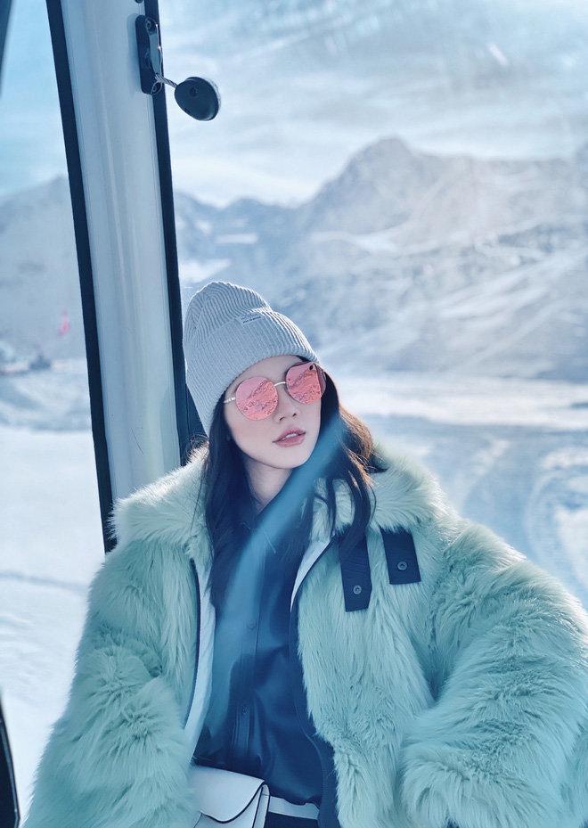 'Chất chơi' như rich kid Jolie Nguyễn: Du lịch một lượt năm nước châu Âu, lên hình lung linh tựa ảnh bìa tạp chí - Ảnh 8