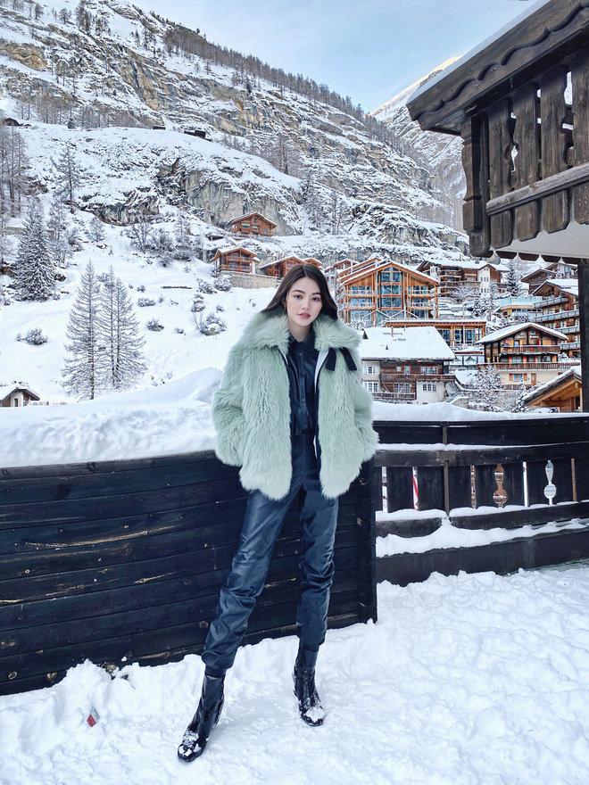 'Chất chơi' như rich kid Jolie Nguyễn: Du lịch một lượt năm nước châu Âu, lên hình lung linh tựa ảnh bìa tạp chí - Ảnh 9