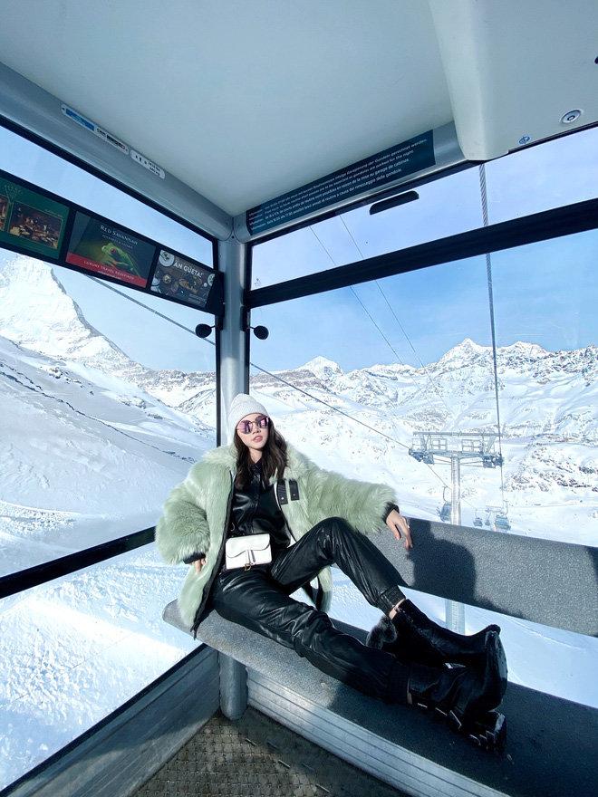 'Chất chơi' như rich kid Jolie Nguyễn: Du lịch một lượt năm nước châu Âu, lên hình lung linh tựa ảnh bìa tạp chí - Ảnh 10