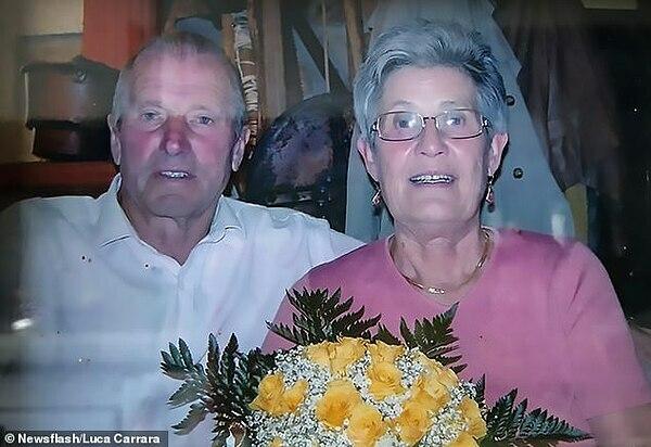 Cặp vợ chồng 60 năm qua đời cách nhau hai giờ vì nCoV - Ảnh 1
