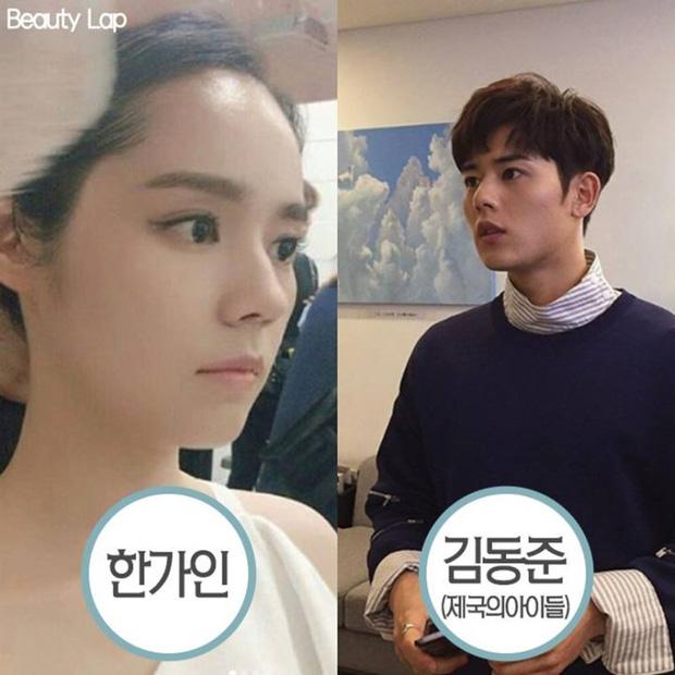 Top 3 cặp idol - diễn viên có gương mặt giống nhau: Không phải chị em ruột nhưng Jisoo (BLACKPINK) bất ngờ giống Son Ye Jin như đúc - Ảnh 2