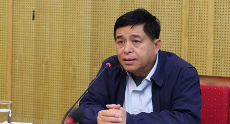 Xét nghiệm lần 3, Bộ trưởng Nguyễn Chí Dũng âm tính với virus SARS-CoV-2 - Ảnh 1