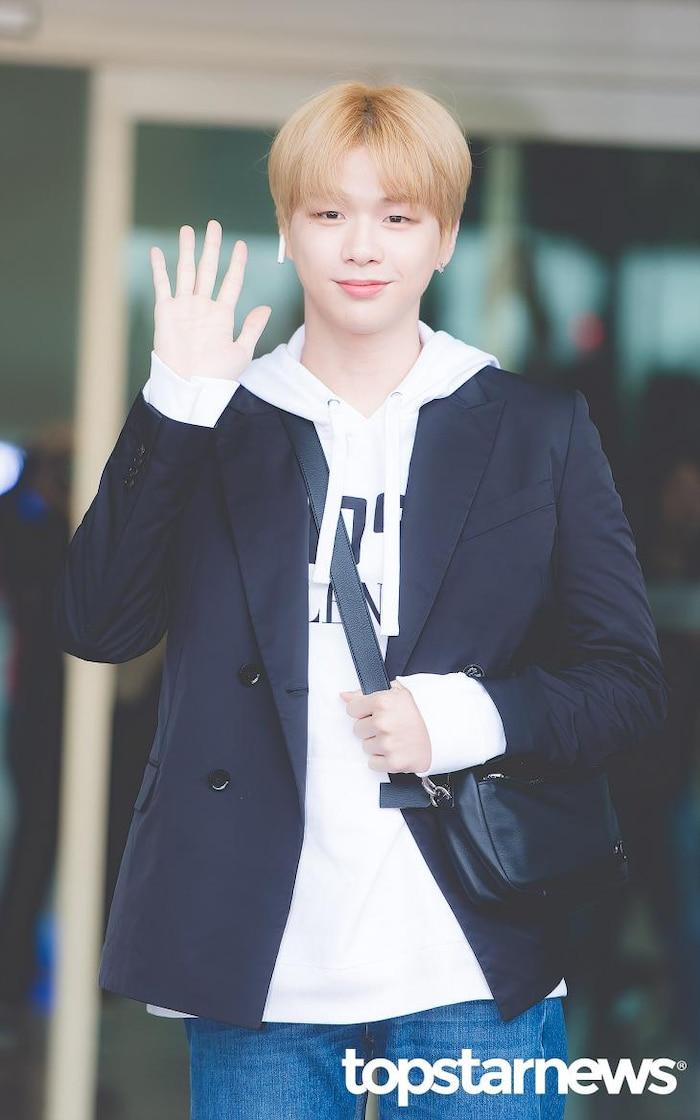 Chia tay Jihyo (TWICE), Kang Daniel (Wanna One) theo dõi bạn gái mới? - Ảnh 8