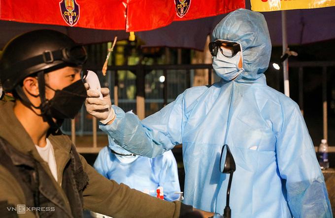 TP HCM 8 ngày không ghi nhận ca nhiễm mới - Ảnh 1