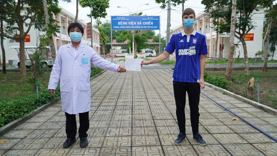 Thêm 2 bệnh nhân COVID-19 khỏi bệnh, Việt Nam đã có 171 ca khỏi - Ảnh 1