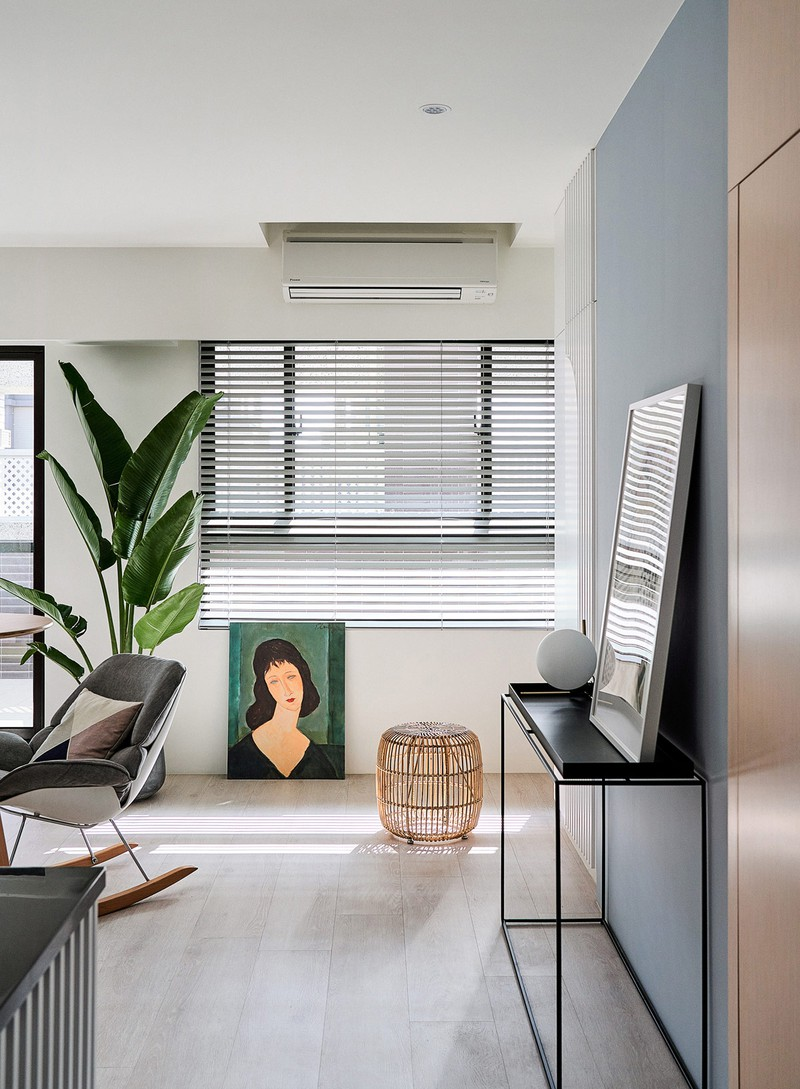 Mê mẩn thiết kế hiện đại của căn hộ 132m2 - Ảnh 7