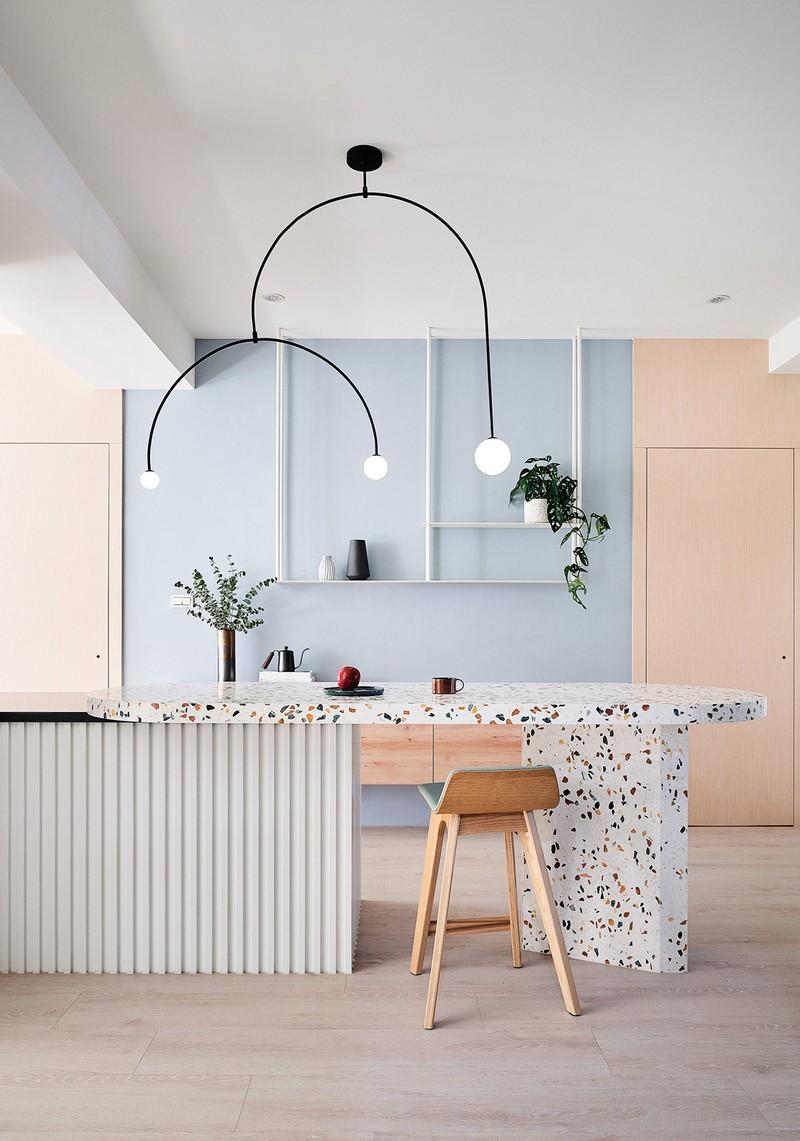 Mê mẩn thiết kế hiện đại của căn hộ 132m2 - Ảnh 8