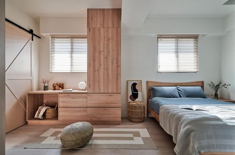 Mê mẩn thiết kế hiện đại của căn hộ 132m2 - Ảnh 10