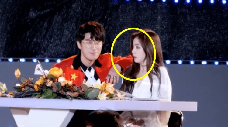 5 lần idol Kpop bị tố 'bẩn tính' với đồng nghiệp: Nancy lườm BLACKPINK, hoang mang nhất là mối thâm thù giữa Jimin (BTS) và Jungyeon (TWICE) - Ảnh 5