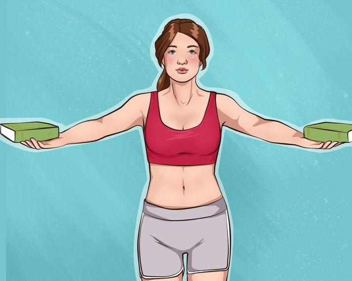 Tăng kích cỡ vòng 1 với 10 động tác đơn giản: vươn tay, giữ gối - Ảnh 6