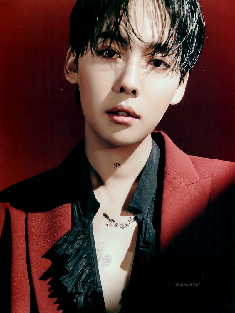 Top 5 idol đẹp trai nhất do báo Hàn bình chọn: Cha Eun Woo mang vẻ đẹp 'siêu thực' nhưng vẫn luôn đứng sau người này - Ảnh 9