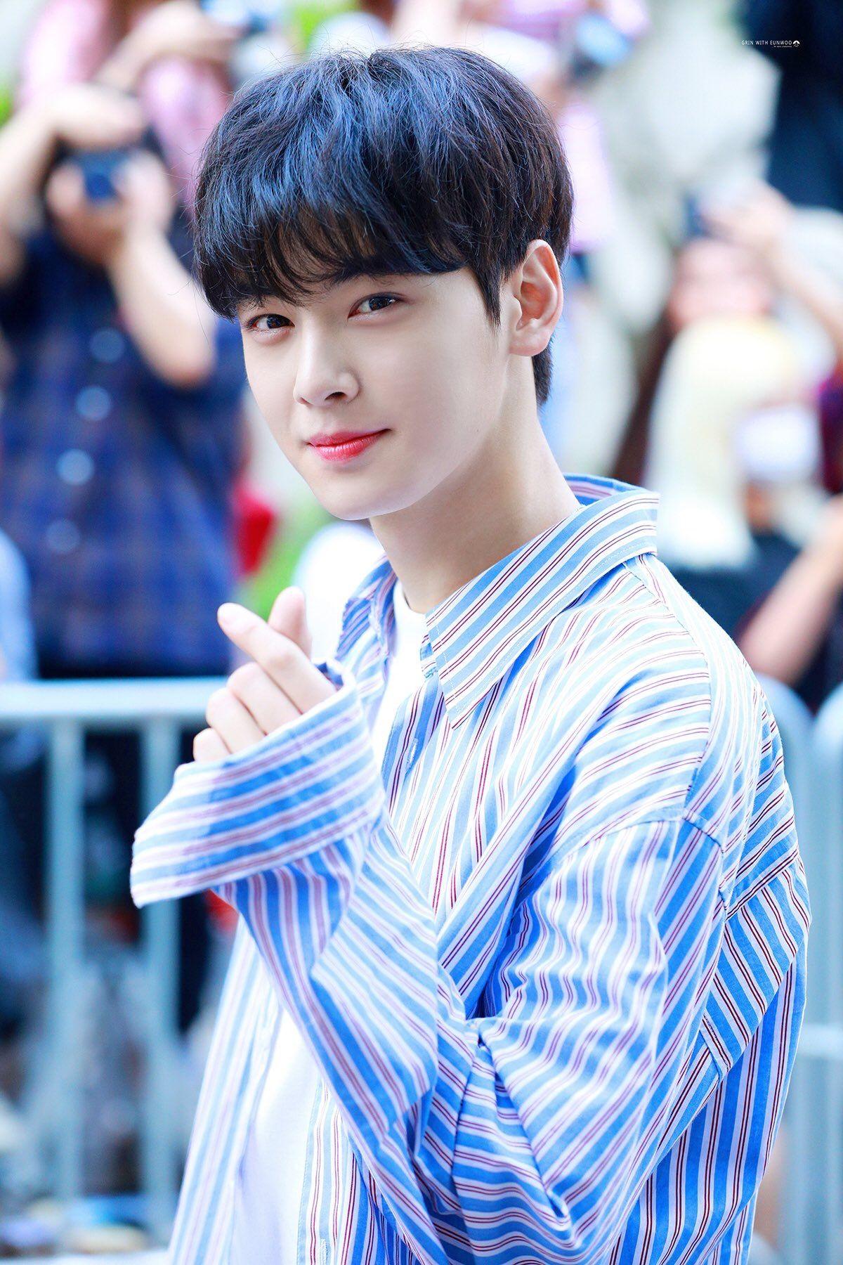 Top 5 idol đẹp trai nhất do báo Hàn bình chọn: Cha Eun Woo mang vẻ đẹp 'siêu thực' nhưng vẫn luôn đứng sau người này - Ảnh 5