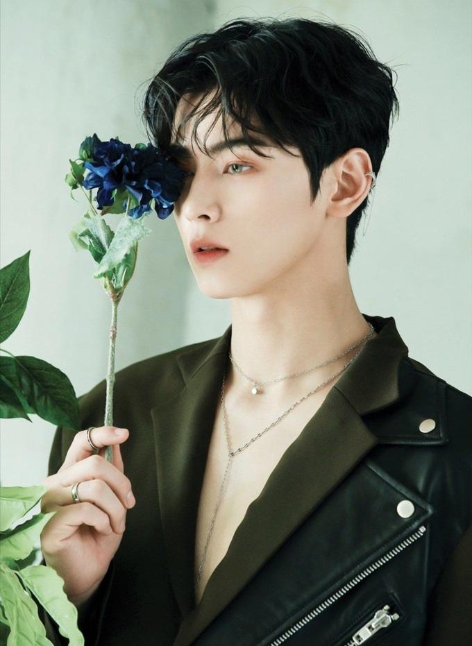 Top 5 idol đẹp trai nhất do báo Hàn bình chọn: Cha Eun Woo mang vẻ đẹp 'siêu thực' nhưng vẫn luôn đứng sau người này - Ảnh 6