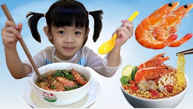 Cho trẻ ăn bao nhiêu tôm là đủ, cách ăn tôm tốt cho sức khỏe? - Ảnh 2