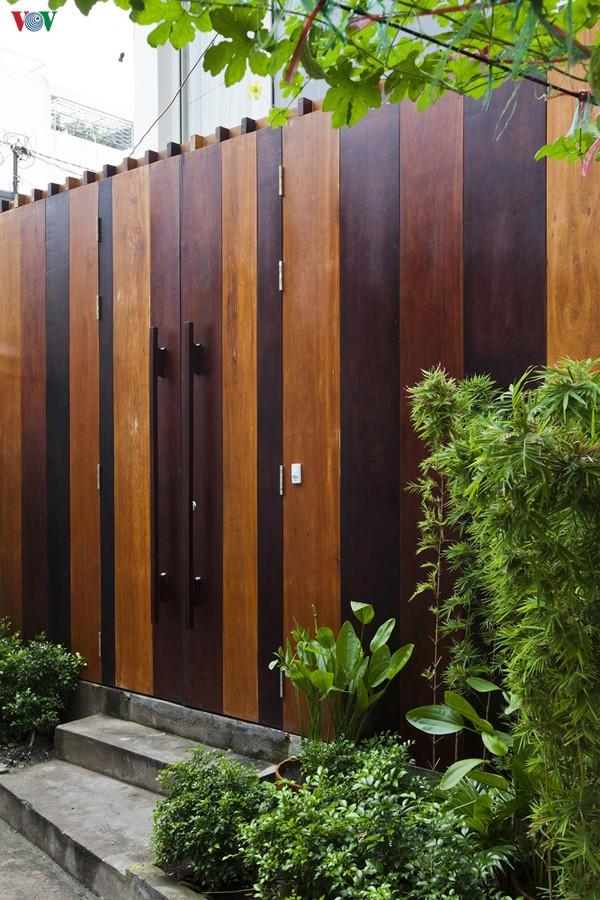 Giải pháp thiết kế nhà cho mảnh đất nhỏ - Ảnh 2