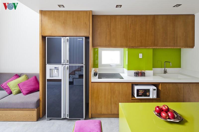 Giải pháp thiết kế nhà cho mảnh đất nhỏ - Ảnh 5