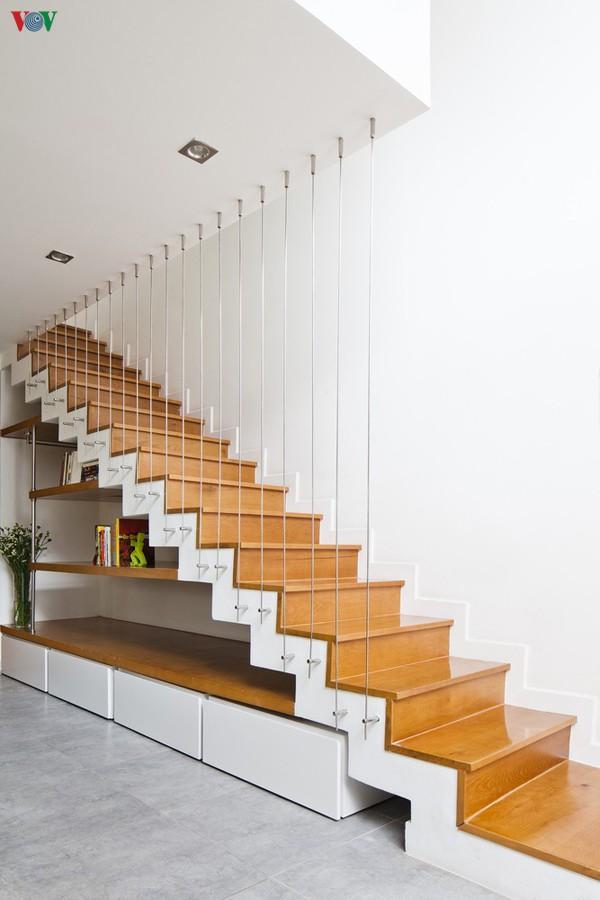 Giải pháp thiết kế nhà cho mảnh đất nhỏ - Ảnh 6