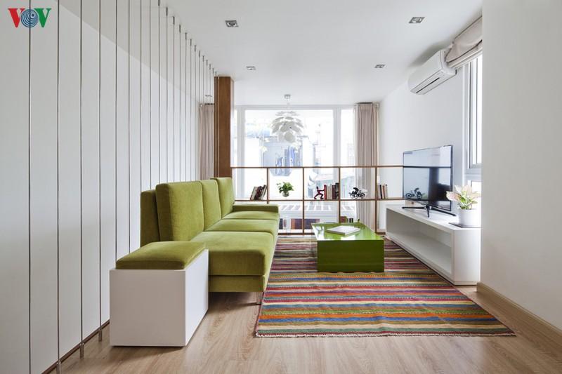 Giải pháp thiết kế nhà cho mảnh đất nhỏ - Ảnh 7