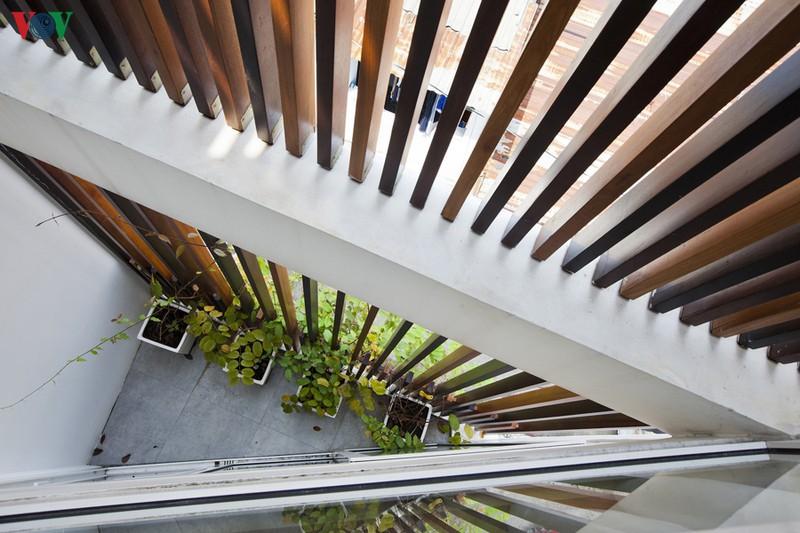 Giải pháp thiết kế nhà cho mảnh đất nhỏ - Ảnh 10