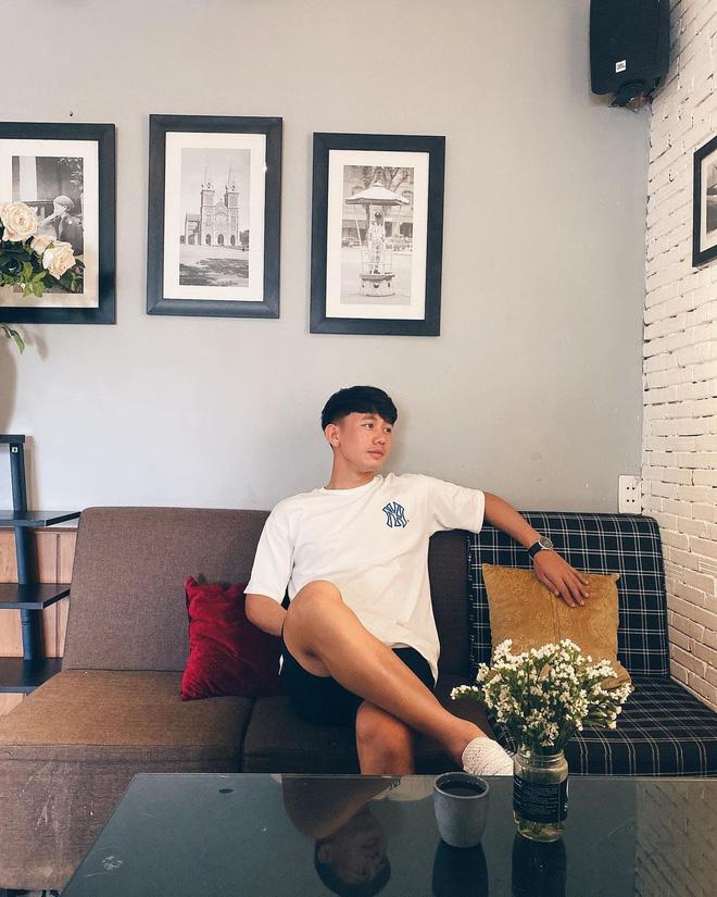 Minh Vương - 'công thần' hôm nay của Việt Nam: Mất cha từ nhỏ, từng thiệt thòi ngồi trên ghế dự bị nhìn Công Phượng - Xuân Trường đá chính - Ảnh 7