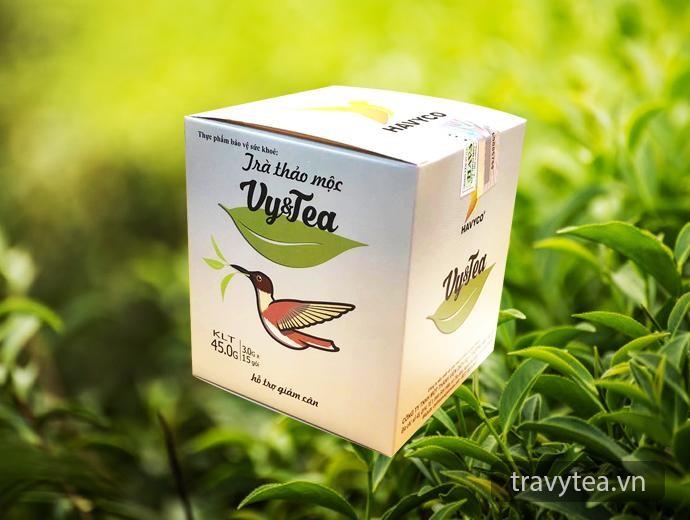 Trà giảm cân Vy Tea từ thảo mộc thiên nhiên - Ảnh 2
