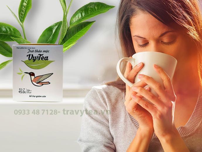 Trà giảm cân Vy Tea từ thảo mộc thiên nhiên - Ảnh 3