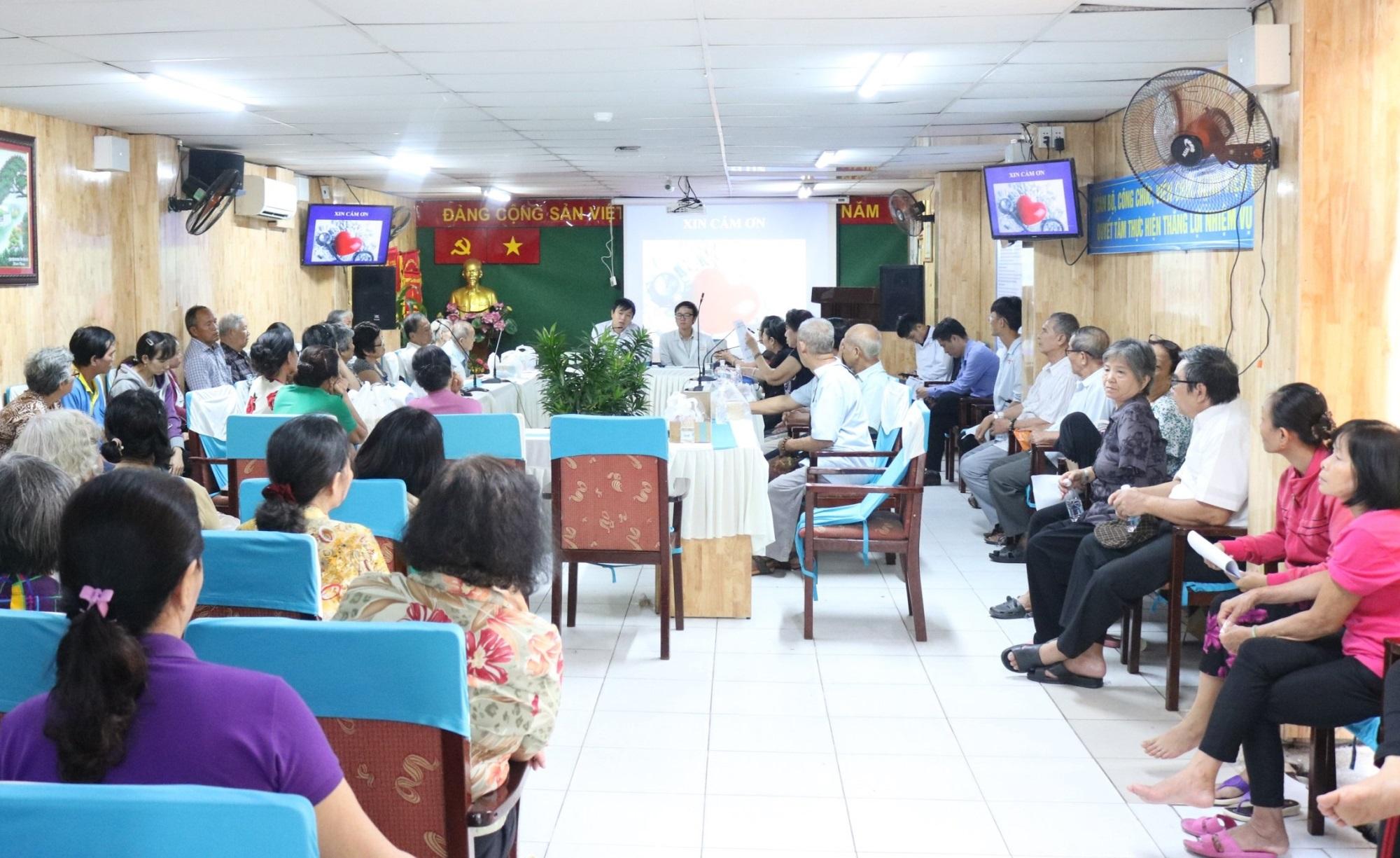 Câu lạc bộ bệnh nhân sử dụng thuốc chống đông, nơi chia sẻ kiến thức y học và tâm tư người bệnh - Ảnh 4