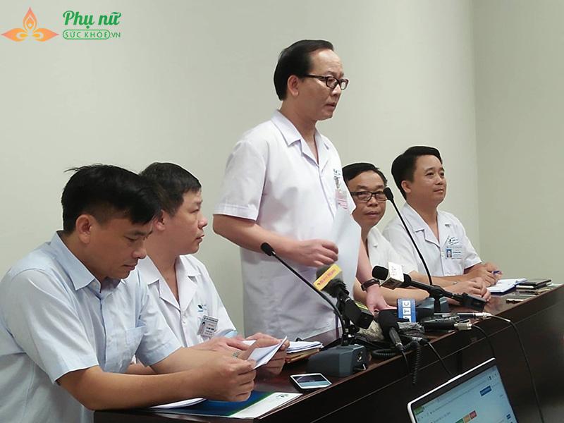 Nóng: Bệnh viện Nhi Trung ương thông tin mới nhất vụ bé trai 3 tuổi bị bỏ quên khoảng 9 tiếng trên xe ô tô  - Ảnh 1