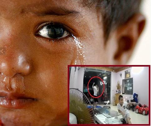 Những tâm hồn trẻ thơ đang… rạn vỡ  vì bạo lực gia đình - Ảnh 1