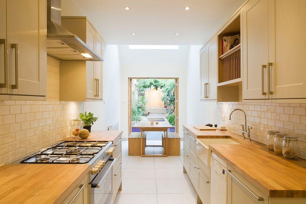 Ngôi nhà độc đáo chỉ rộng 2,3 m2 ở London - Ảnh 4