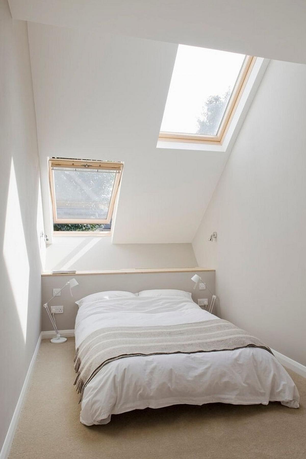 Ngôi nhà độc đáo chỉ rộng 2,3 m2 ở London - Ảnh 8