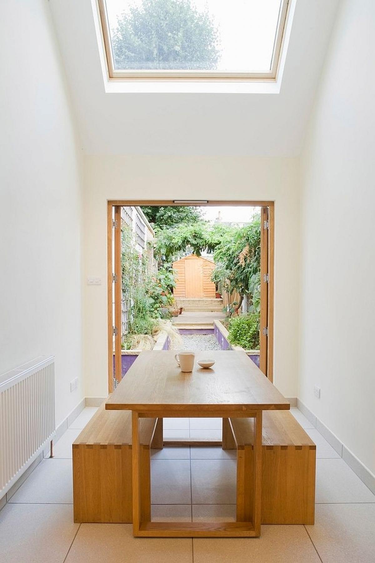 Ngôi nhà độc đáo chỉ rộng 2,3 m2 ở London - Ảnh 7