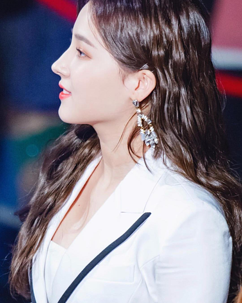 Top 7 idol nữ sở hữu chiếc mũi cao tự nhiên nhất: Jisoo với góc nghiêng xuất sắc nhưng phải chịu thua vẻ đẹp của người này - Ảnh 14