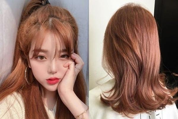 8 màu tóc không cần tẩy vẫn lên màu đẹp dành cho các chị em bung lụa dịp cuối năm - Ảnh 6