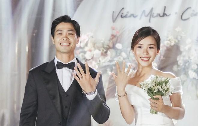 Công Phượng có đám cưới 'độc nhất vô nhị' ở Việt Nam - Ảnh 1