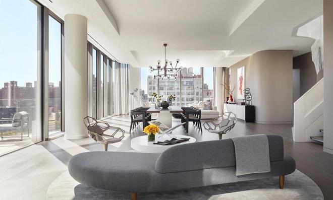 Bên trong căn penthouse 20 triệu USD của tỷ phú Mỹ - Ảnh 2