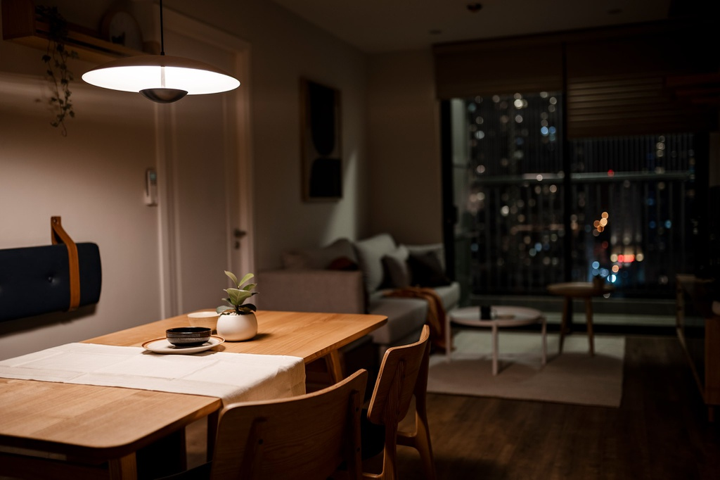 Căn hộ tận dụng ánh sáng tự nhiên với thiết kế 340 triệu đồng - Ảnh 8
