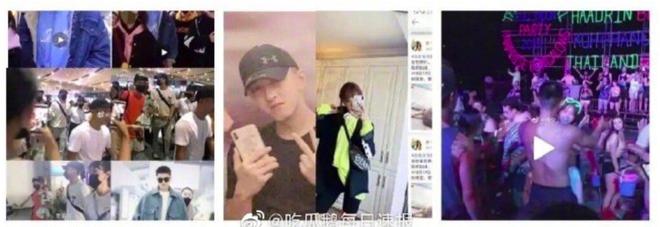 Showbiz Hoa ngữ rối loạn vì nhiều sao nam nổi tiếng dính scandal bê bối tình ái trong năm 2019 - Ảnh 8