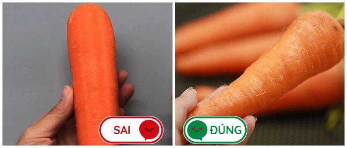 3 loại cà rốt thường thấy nhưng không nên mua khi đi chợ nhiều người đến giờ vẫn chưa biết - Ảnh 2