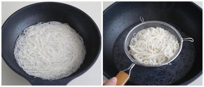 Khi xào mì, đừng trực tiếp cho vào chảo, thêm 2 bước nữa đảm bảo mì không dính vào nhau - Ảnh 2
