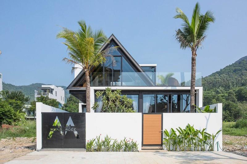 Ngôi nhà 180m2 dưới chân bán đảo Sơn Trà, Đà Nẵng - Ảnh 2