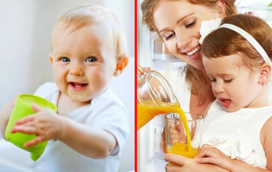 Những loại nước ép trị táo bón và tăng đề kháng cho trẻ lớn nhanh lại ít ốm vặt - Ảnh 1