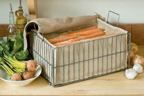 Những mẹo bảo quản rau củ quả để nhiều ngày chẳng hỏng, đỡ tốn công đi mua - Ảnh 10