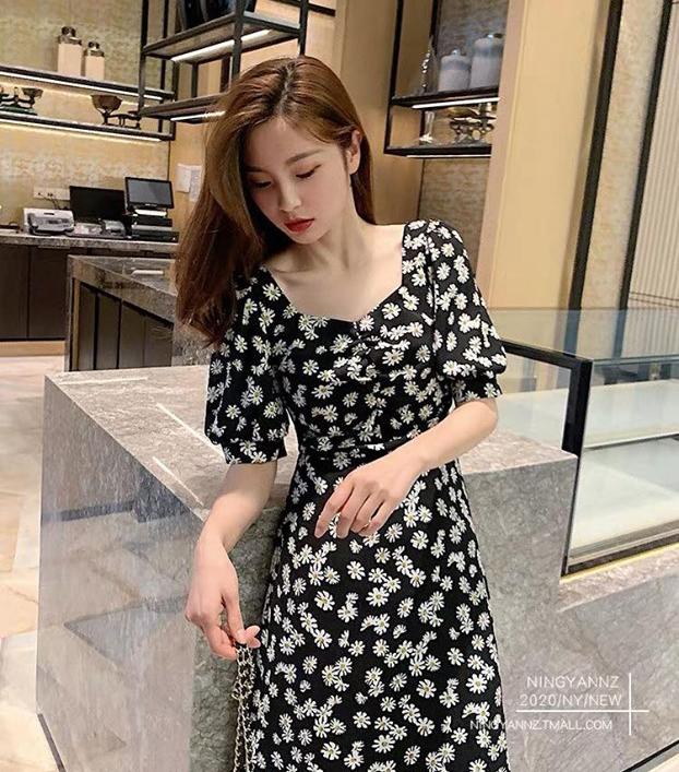 Váy Hoa Cúc Xinh Như Rosé Là Hot Trend 'phải Có' Hè Này