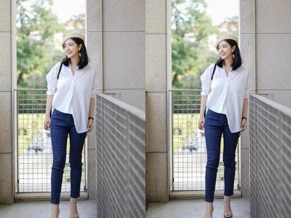 Làm thế nào để mặc áo sơ mi trông đẳng cấp? Học theo cách này, bạn sẽ nổi bật và khiến nhiều người ghen tị - Ảnh 8