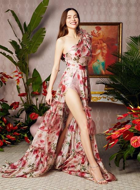 Hồ Ngọc Hà, Thu Hoàng diện trang phục rực rỡ đón hè 2020 - Ảnh 16