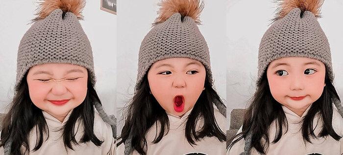 2 tiểu mỹ nhân gốc Việt gây 'sốt' cộng đồng mạng quốc tế, có bé nói 3 thứ tiếng dù mới 3 tuổi - Ảnh 2
